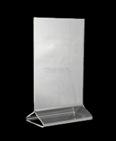 fancybox & Clear Top Loading Table Tent fits 6